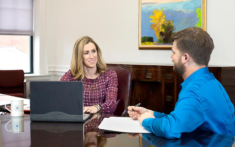 Business Service Attorneys in Portland, Maine